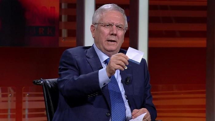 Aziz Yıldırım: Ali Koç'la denk değiliz, ben hapis yattım