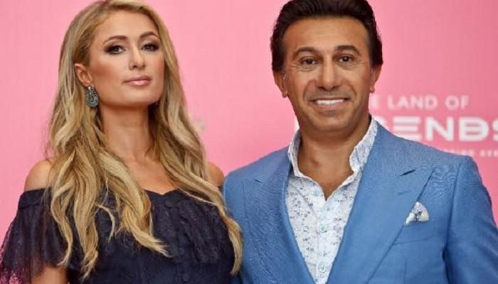 Paris Hilton'un hayali çocuklarıyla tatil yapmak