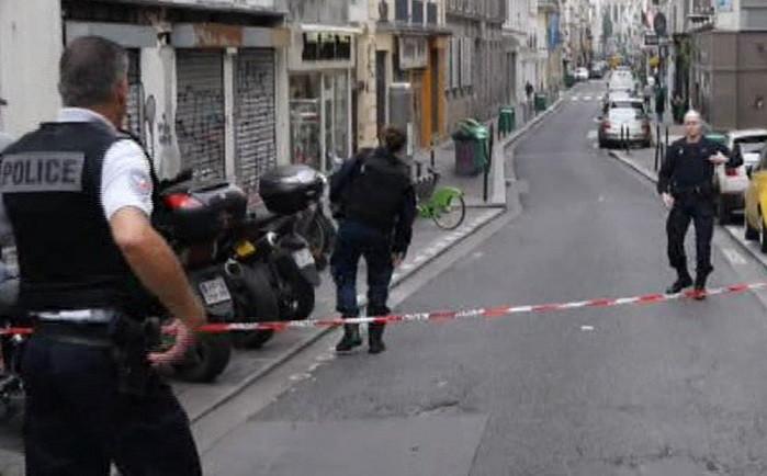 Paris'te rehine krizi! Saldırgan İran Büyükelçisi'ni istedi