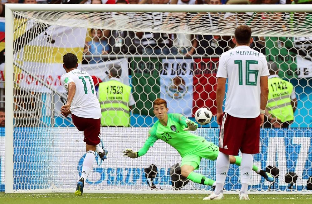 Dünya Kupası: Meksika Güney Kore'yi 2-1 yendi