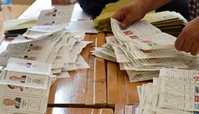 Ankara'da AK Parti 15, CHP 10, MHP 5, İYİ Parti 5, HDP 1 vekil çıkardı