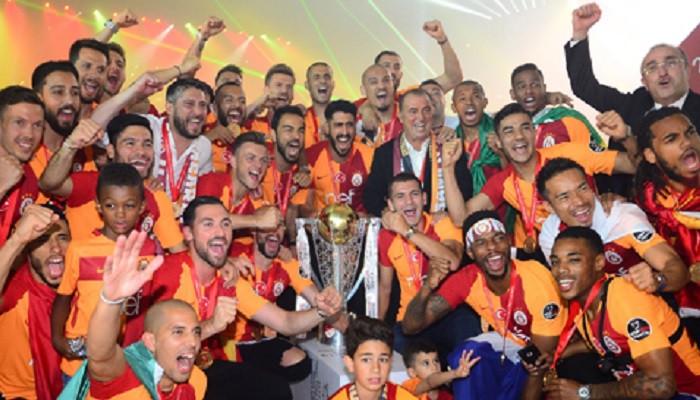 Şampiyon Galatasaray sosyal medyada da zirvede
