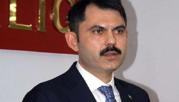 Murat Kurum: İzmir'deki yapı stoğunun yüzde 65'i riskli