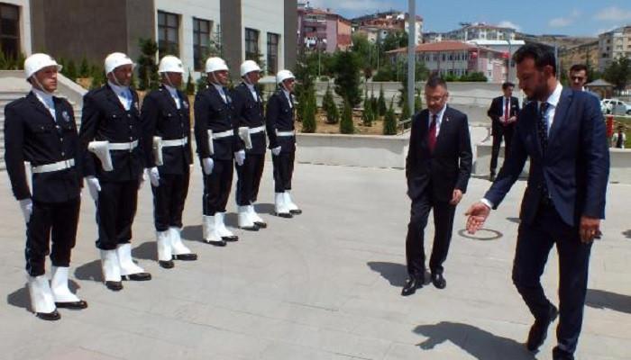 Cumhurbaşkanı Yardımcısı Fuat Oktay: Türkiye önündeki engelleri daha hızla aşacak