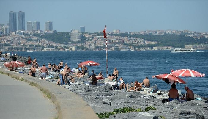 İstanbulluların kaya üstü Boğaz keyi