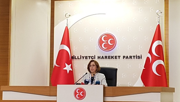 MHP'den idam çıkışı: İdamsa idam