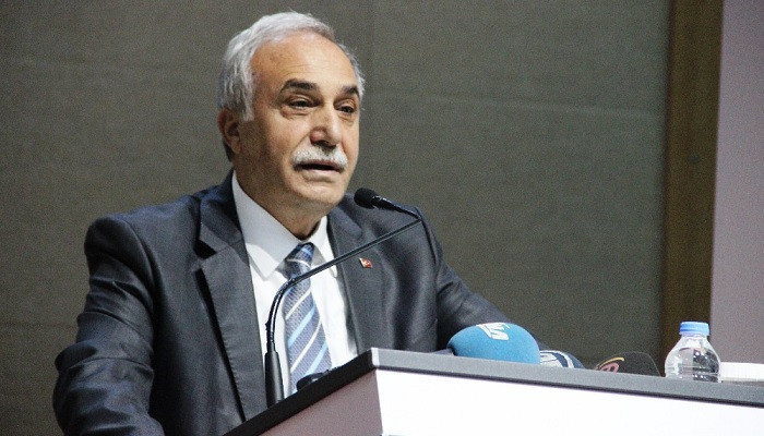 Ahmet Eşref Fakıbaba: Terörden dolayı et oranı azaldı