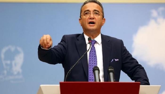 CHP'li Bülent Tezcan: Rejimin adı, sandıklı diktatörlük
