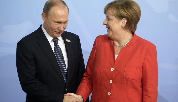 Merkel'den dikkat çeken Suriye zirvesi açıklaması