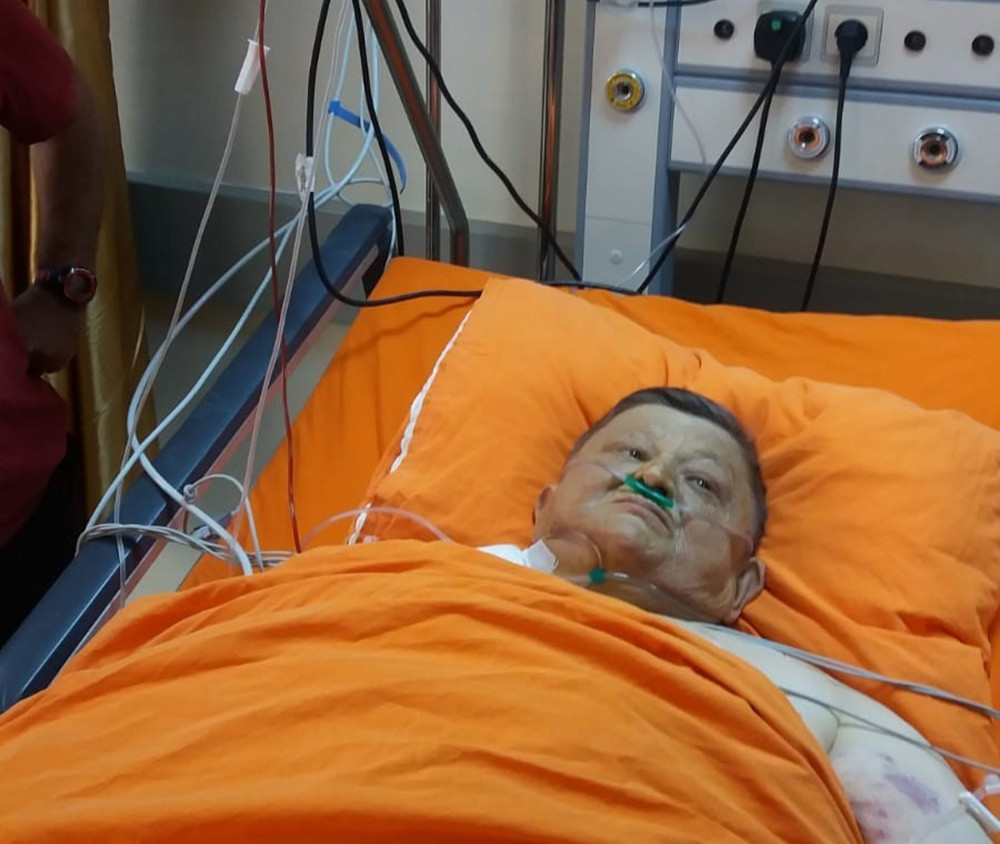 17 Ağustos depreminde evini kaybetmişti: Yeşilçam'ın ünlü ismi Şişko Nuri hayatını kaybeti