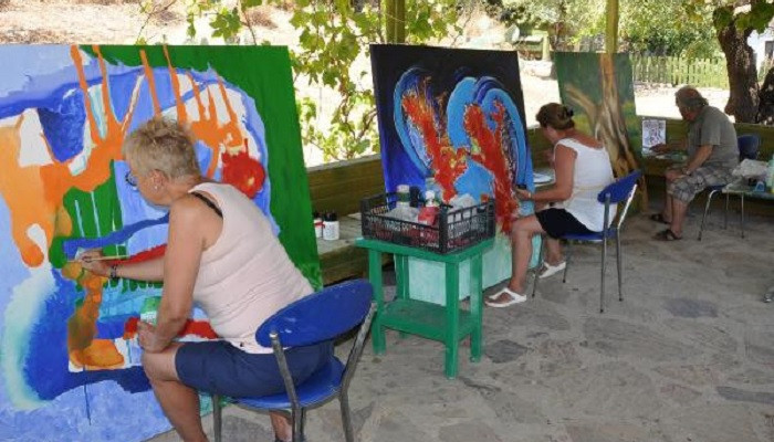 Datça'dan sanat şölenine davet: Knidos'un Sır'ı Sanat Festivali