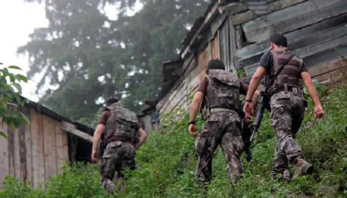 Gümüşhane'de çatışma: PKK'lı 2 terörist öldürüldü