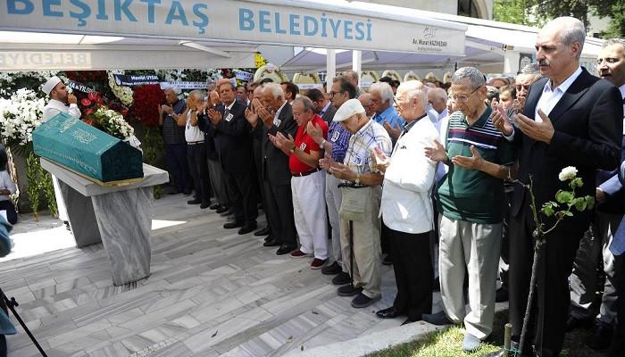 Gazeteci Güngör Uras son yolculuğuna uğurlandı