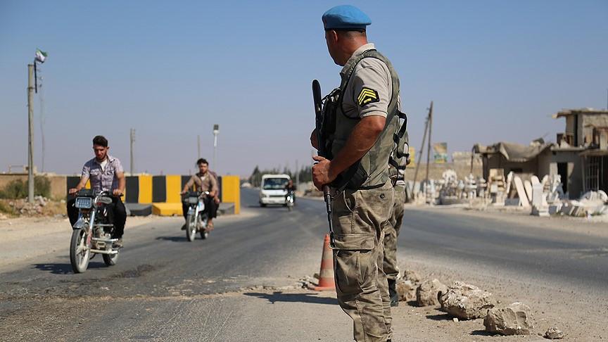 Fırat Kalkanı Harekatı 1,5 milyon sivilin güvenliğini sağladı