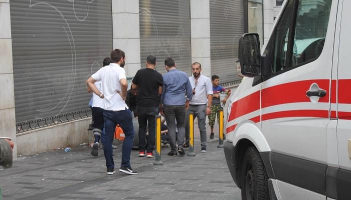 Taksim'de silahlı sesleri! Sabah saatlerinde hareketli dakikalar...