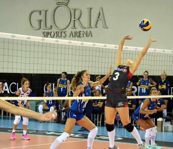 Gloria Cup'ta şampiyon Türkiye