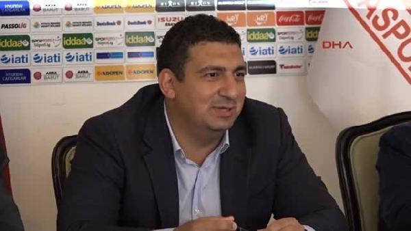 Ali Şafak Öztürk Antalyaspor'a geri dönüyor
