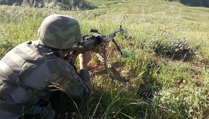 Şehit Serkan Dökmeci'nin kanı yerde kalmadı: 7 terörist etkisiz hale getirildi