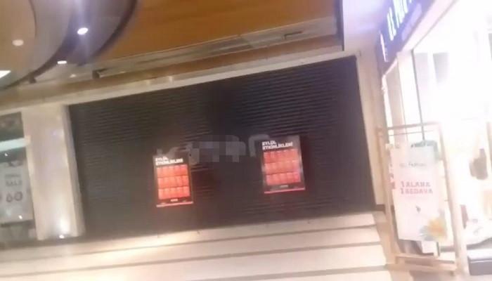 Dolarla kiraya tepki: Kepenk kapattılar