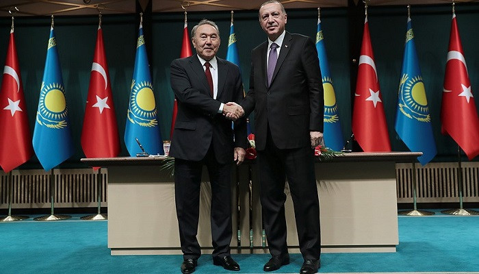 Türkiye ve Kazakistan arasında 5 anlaşma imzalandı