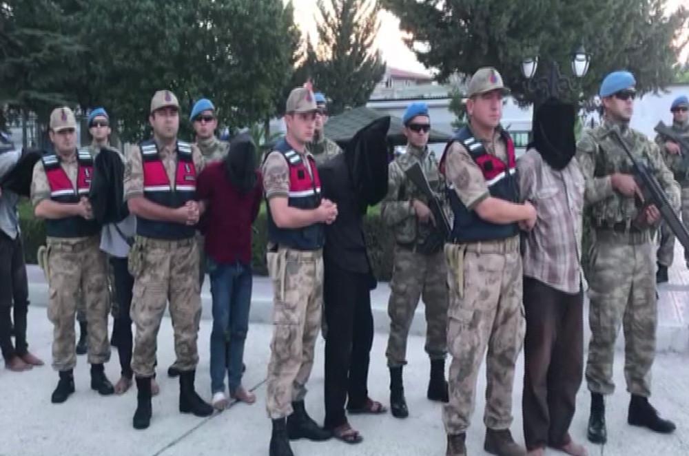 Son dakika: 2 askerimizi şehit eden 9 terörist paketlenip Türkiye'ye getirildi