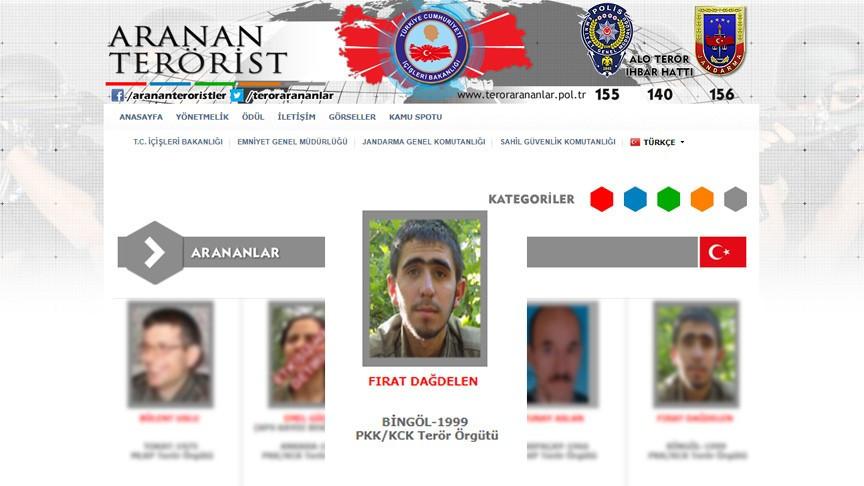 Son dakika: 300 bin lira ödülle aranan terörist böyle öldürüldü