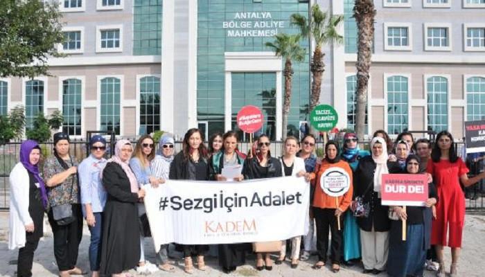 Cinsel istismara uğrayarak öldürülen Sezgi Kırıt davasında tutuklama istemi