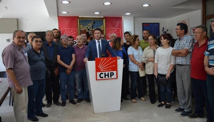 CHP'de istifa depremi! CHP Afyonkarahisar İl Başkanı ve yönetimi istifa etti