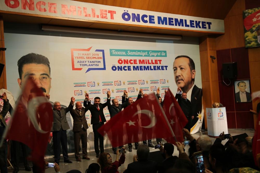 AK Parti Tunceli'de Komünist başkana karşı kimi aday gösterdi?