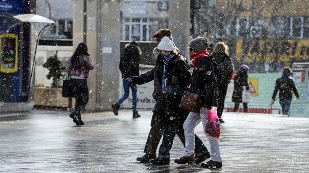 Kar İstanbul'a geri dönüyor