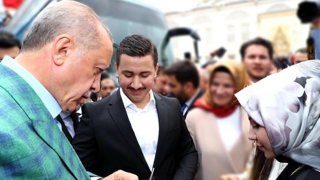 Erdoğan'dan 15 Temmuz Gazisi'ne büyük jest
