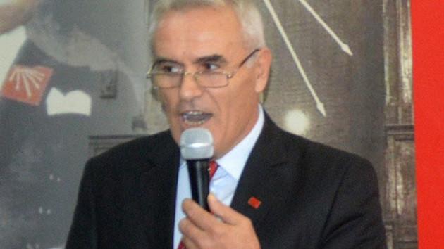 CHP Keşan İlçe Başkanı Salim Yatıkçı, görevinden istifa etti