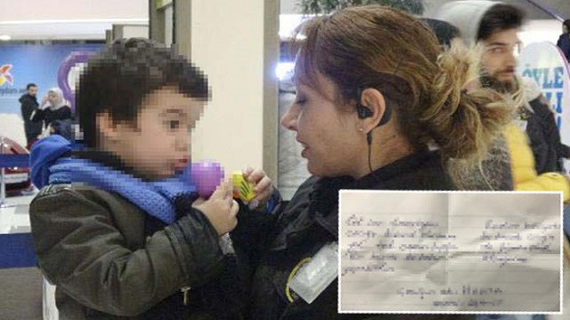 Bursa'da yürek burkan olay! 3 yaşındaki oğlunu AVM'de cebine not bırakıp terk etti