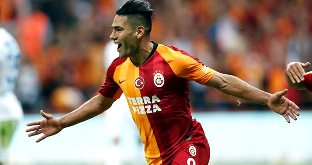 Galatasaray'da şok: Falcao, Real Madrid maçında yok
