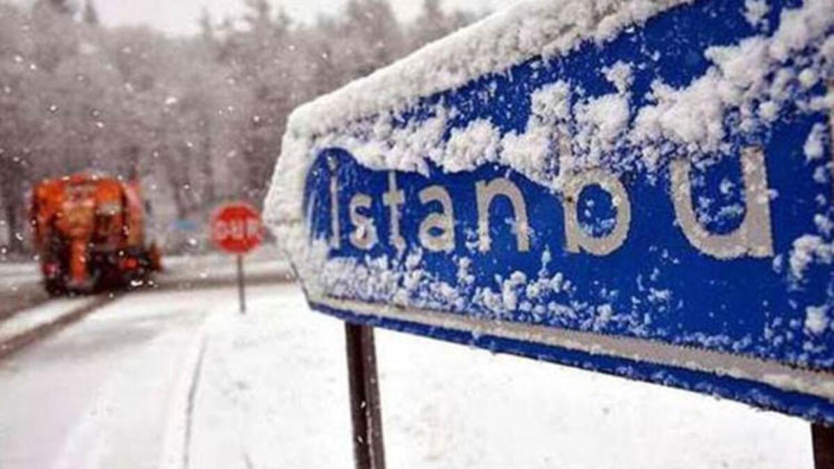 İstanbul'a Kasım ayında kar geliyor mu?