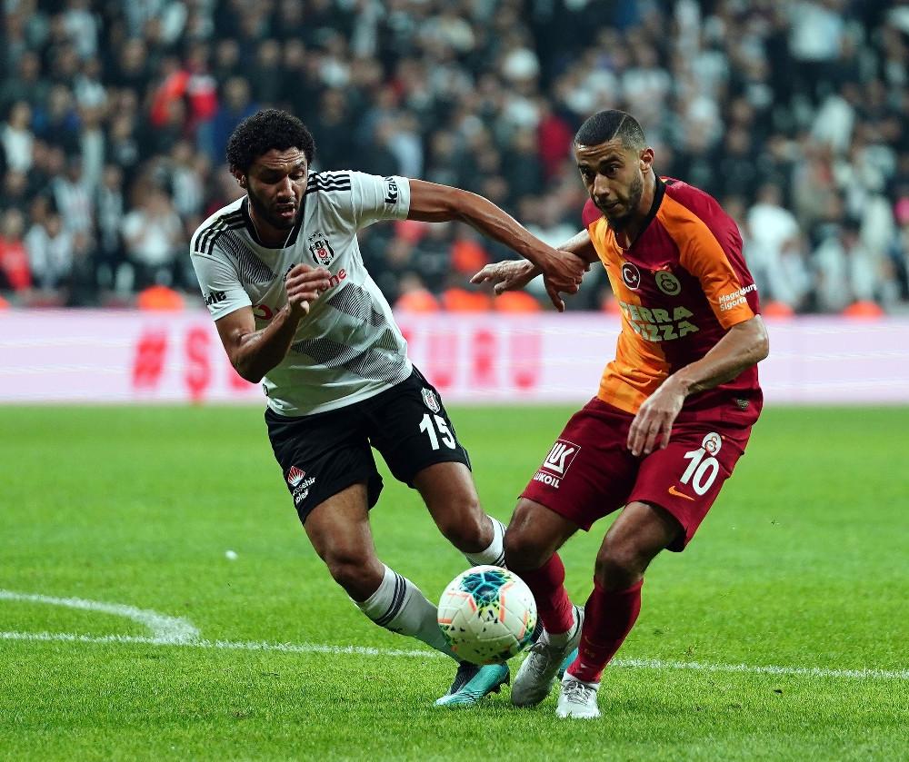 Son dakika: Beşiktaş: 1-0 Galatasaray (Maç sonucu)