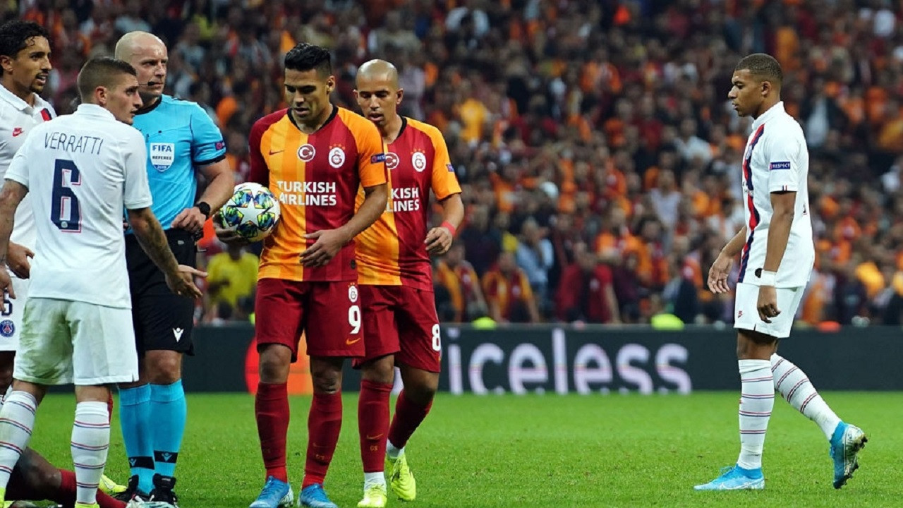 Galatasaray ile Paris Saint-Germain 6. randevuda