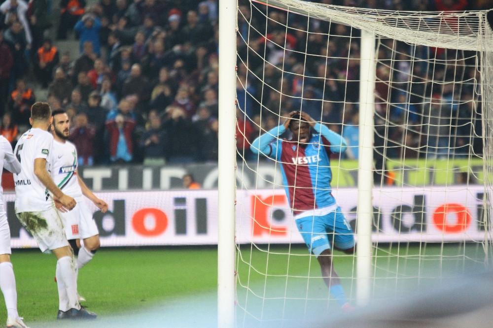 Son dakika! Trabzonspor: 1 Denizlispor: 2 (Maç sonucu)
