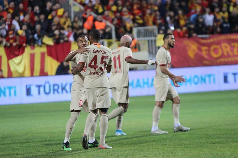 Göztepe 2-1 Galatasaray