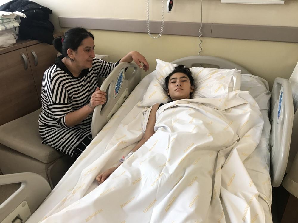 Tarabya'daki okulda küçük kızın yaşadığı korkunç olay: İtildi yada atladı