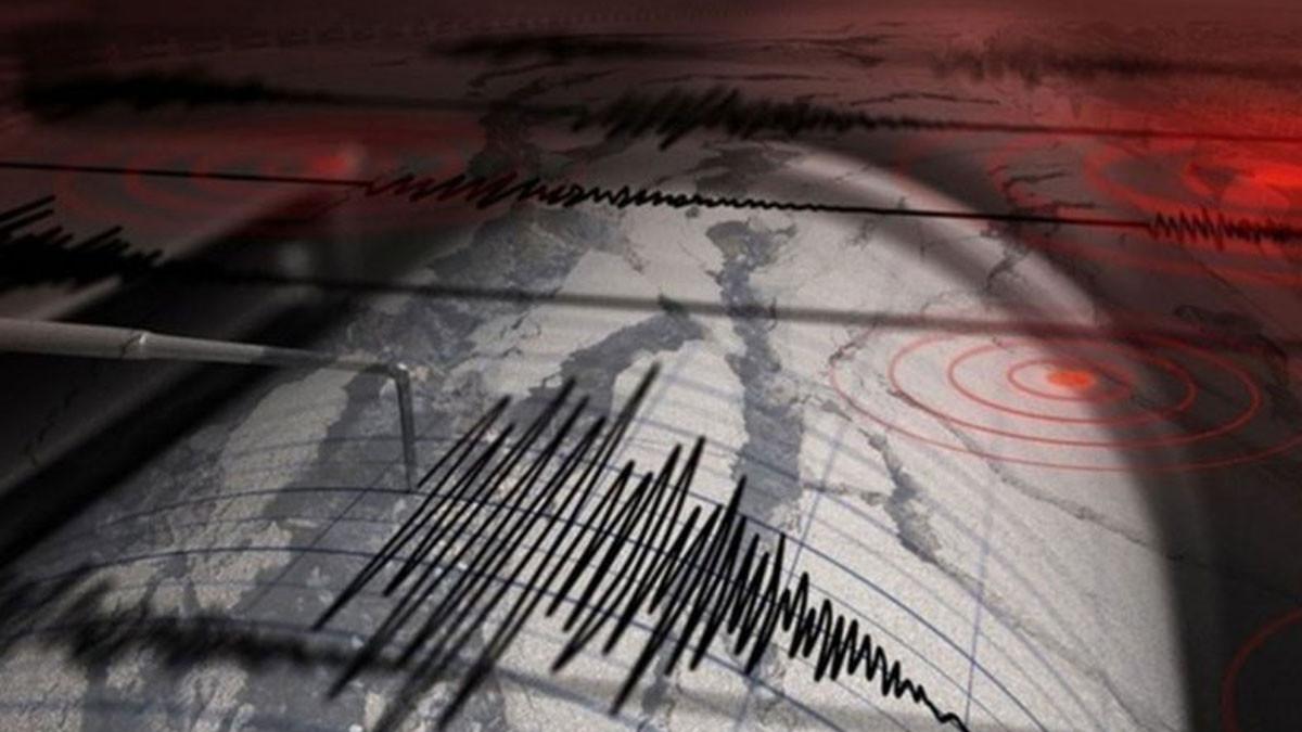 Elazığ'da 3.2 şiddetinde deprem