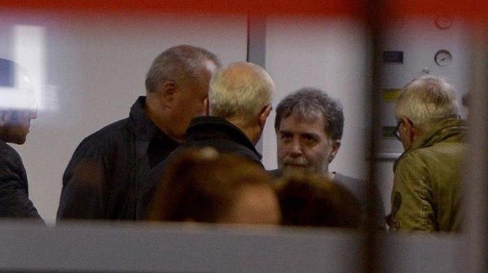 Ahmet Hakan'a saldırı davasında karar! 5 sanığa 2 yıl 2 ay hapis
