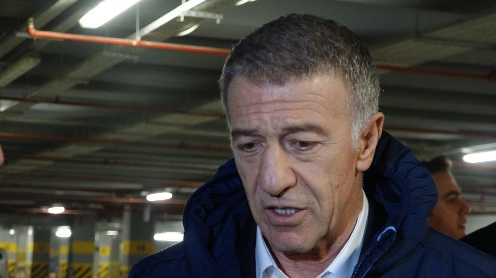 Trabzonspor Başkanı Ağaoğlu: Çocuklarımız katledildi