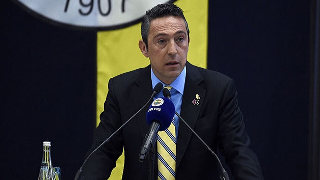 Ali Koç: Fenerbahçemiz gelecek sezon şampiyonluğun en büyük adayı olacaktır