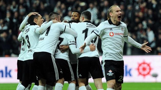 Beşiktaş ile Konyaspor arasında 36. randevu