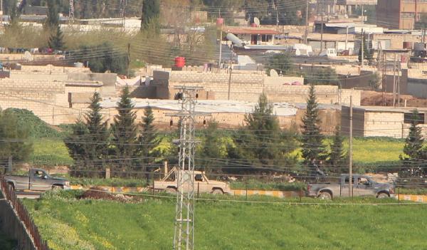 PKK'lı teröristlerin ağır silahları böyle görüntülendi
