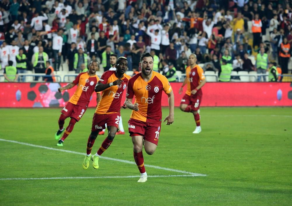 Ziraat Türkiye Kupasını Galatasaray kazandı