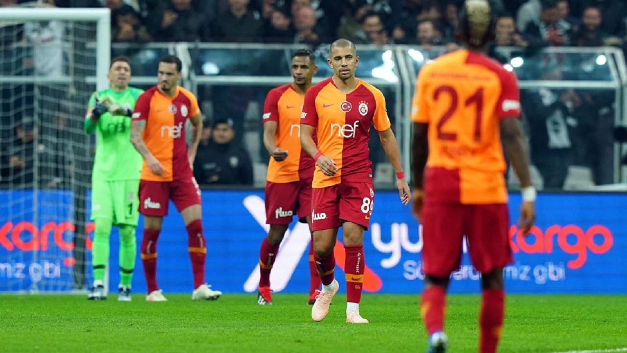Galatasaray'ın bu sezon derbi galibiyeti yok