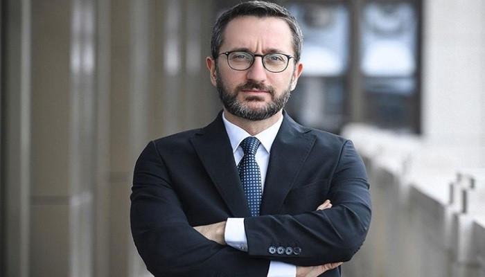 Fahrettin Altun'dan flaş Akit TV açıklaması