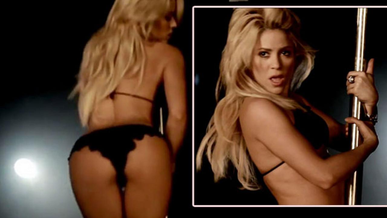 Shakira'ya 14.5 Milyon Euroluk vergi kaçırma suçlaması